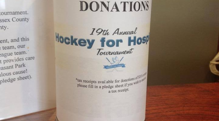 Hockey for Hospice Tournament!